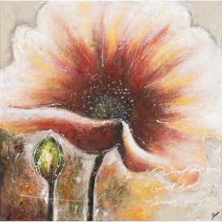 Bloomed I' Canvas Art