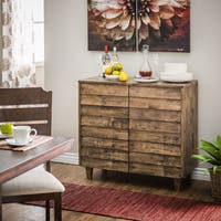 Carson Carrington Venetian Brown/Grey Buffet