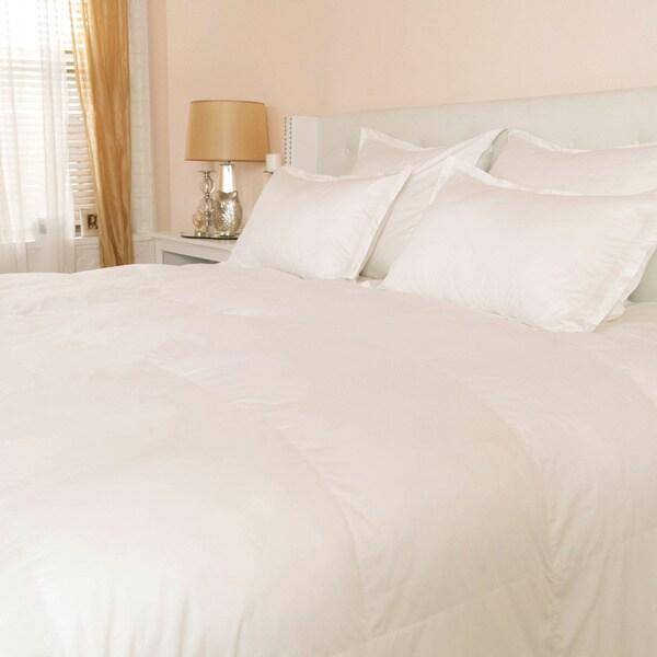 Five Star Boutique Hotel White Down Comforter