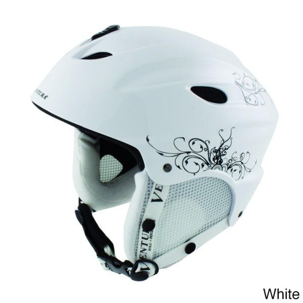 Skiing/ Snowboarding Youth Helmet - M (56-58 cm)