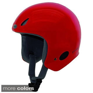 Skiing/ Snowboarding Racing Star Kids Helmet