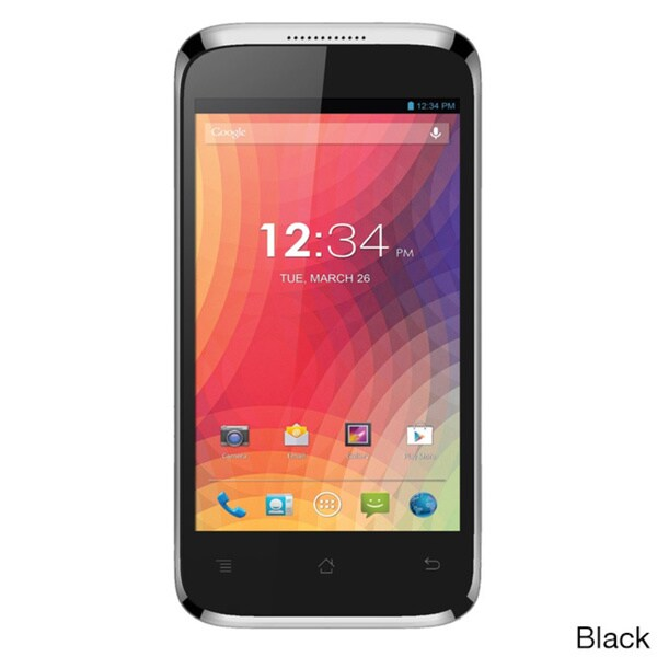 BLU Star 4.0 S410a Unlocked GSM Dual-SIM Dual-Core Android Phone