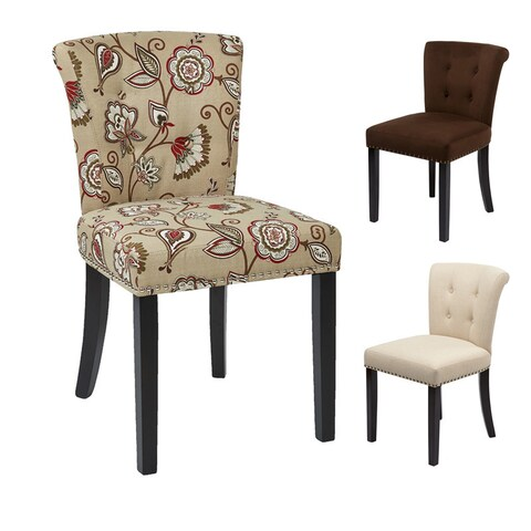 Laurel Creek Ave Six Kendall Tufted Chair