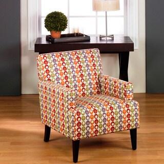 Ave Six Carrington Confetti Armchair