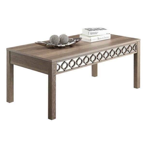 Helena Sun Bleached Oak Coffee Table