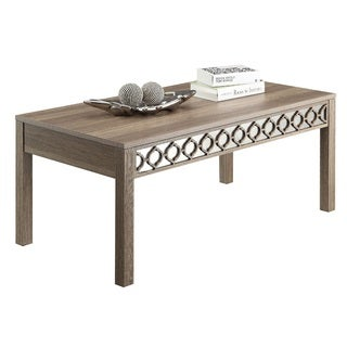 Helena Sun-Bleached Oak Coffee Table