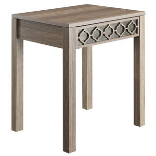 Helena Sun-Bleached Oak End Table