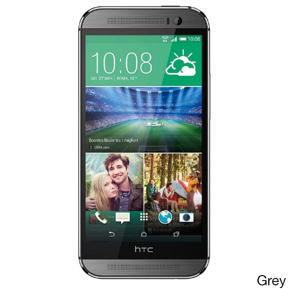 HTC One M8 32GB 4G LTE Unlocked GSM Android Cell Phone (G...