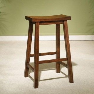 Powell Carlisle Honey Brown Bar Stool - overpacked