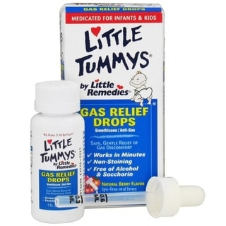 Little Remedies 1-ounce Natural Berry Gas Relief Drops