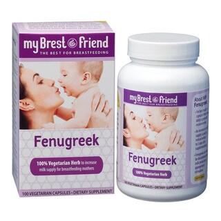 My Brest Friend Fenugreek Supplement