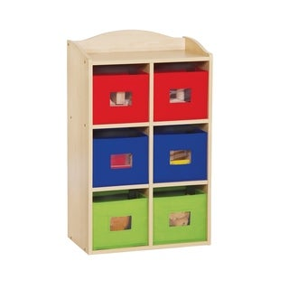 6-section Bin Cubby