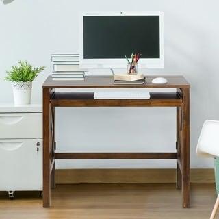 The Gray Barn La Vida Pull-out Tray Folding Desk