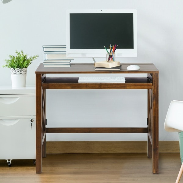 Montego Pull Out Tray Folding Desk Free Shipping Today