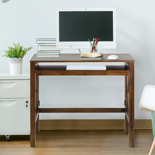 Montego Pull-out Tray Folding Desk