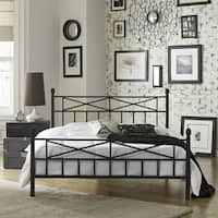 Sleep Sync Aston Platform Bed - Black