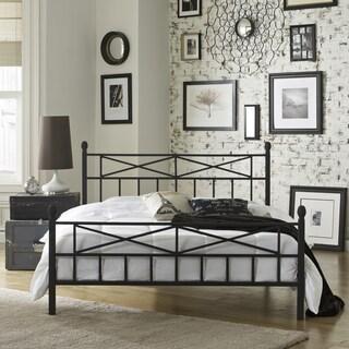 Sleep Sync Aston Platform Bed - Black
