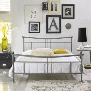 Sleep Sync Abbington Platform Bed (2 options available)