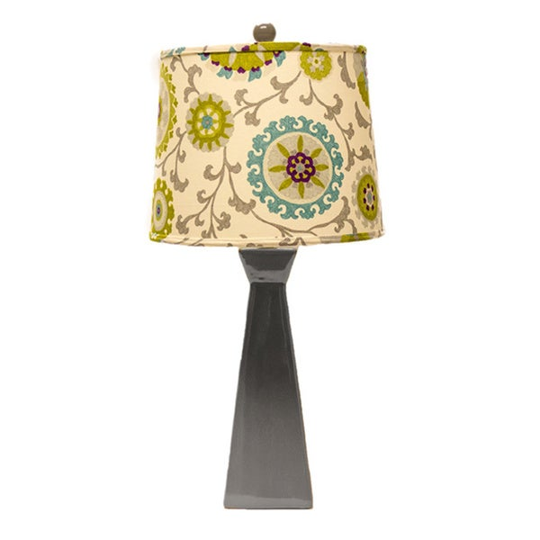 Somette Handcrafted Ceramic Lamp