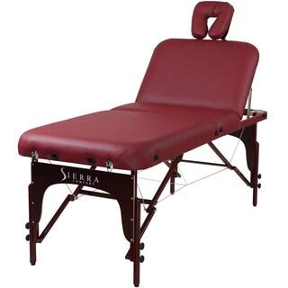 Sierra Comfort Premium Portable Massage Table