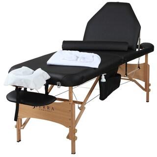Sierra Comfort Adjustable Portable Massage Table