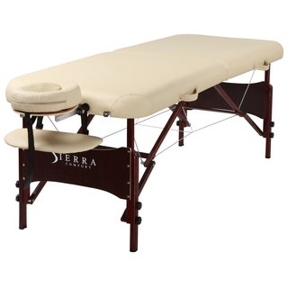 Sierra Comfort Preferred Portable Mahogany Massage Table