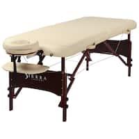 Sierra Comfort Preferred Portable Mahogany Massage Table