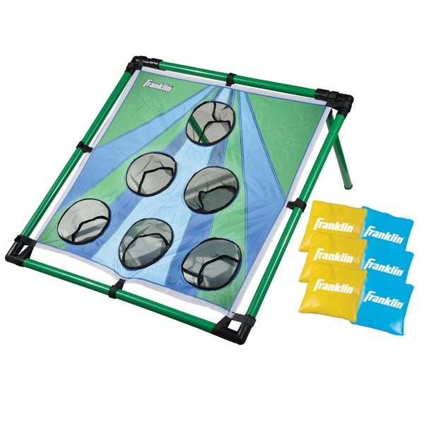 Franklin Sports Bean Bag Toss With Carry Bag Free