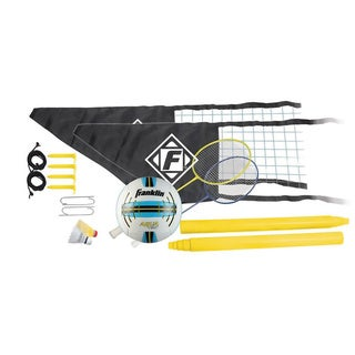 Franklin Sports Quik-Set Volleyball/Badminton