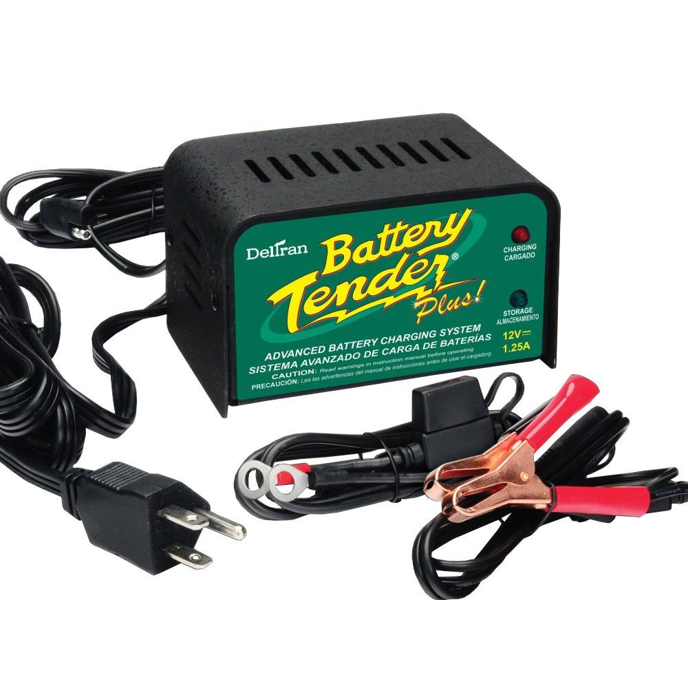 Deltran Battery Tender Plus (Battery Tender Plus 1 Bank 1...