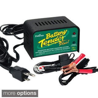 Deltran Battery Tender Plus