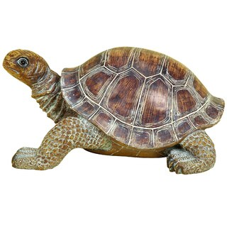 Polystone 15-inch Turtle - Thumbnail 0