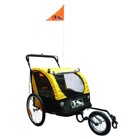 2-in-1 Bicycle Trailer/ Jogger