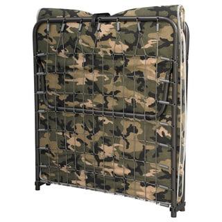 Linon Lione Camouflage Folding Cot