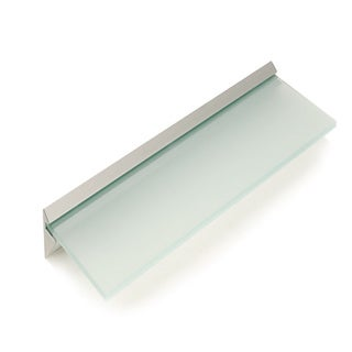 Capri 8 x 24-inch Opaque Glass Shelf Kit