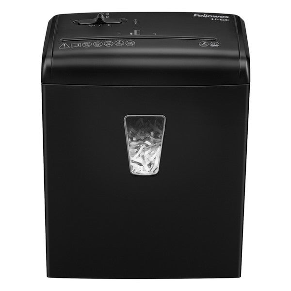 Fellowes Powershred H-6C Cross-Cut Shredder