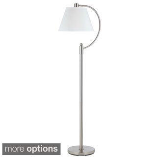 Cal Lighting Kinder Metal Arc Floor Lamp