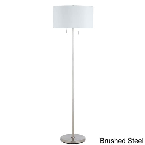 Cal Lighting Calais Metal Floor Lamp