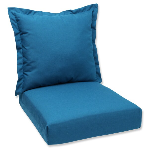 Shop Pillow Perfect Deep Seating Cushion And Back Pillow