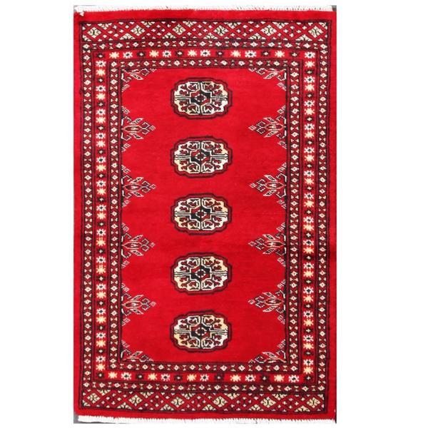 Shop Handmade Herat Oriental Pakistani Tribal Bokhara Wool