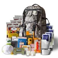 Wise Foods 5-day Survival Back Pack Camo