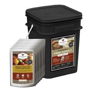 Wise Foods 60-serving Entree Bucket