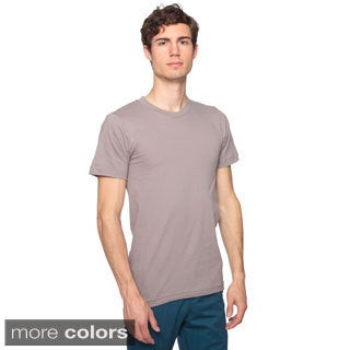 American Apparel Unisex Organic Fine Jersey Short Sleeve T-shirt