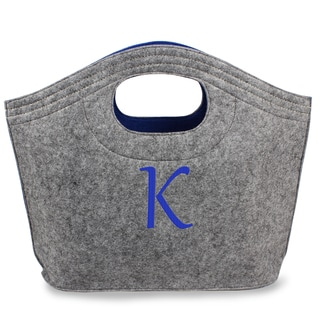 Personalized Felt Carry-all Tote