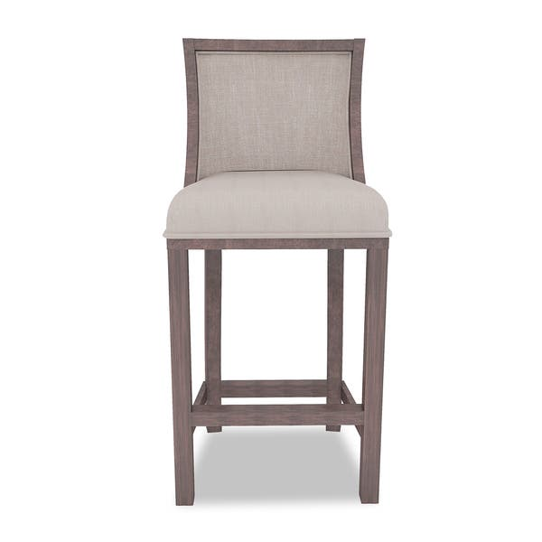 Peachy Shop The Gray Barn Park Avenue Beige Linen Counter Stool Unemploymentrelief Wooden Chair Designs For Living Room Unemploymentrelieforg