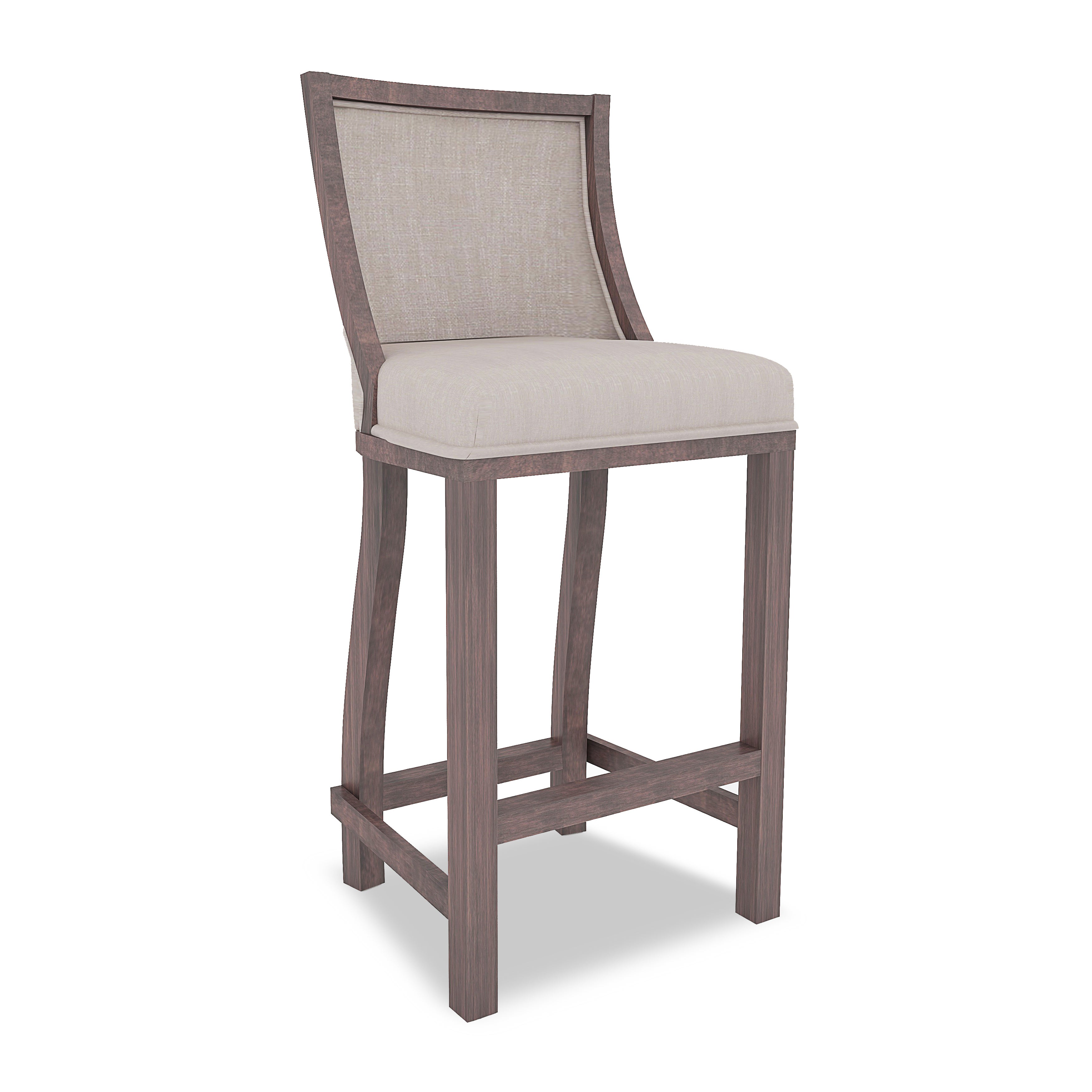 Astonishing The Gray Barn Park Avenue Beige Linen Counter Stool Unemploymentrelief Wooden Chair Designs For Living Room Unemploymentrelieforg