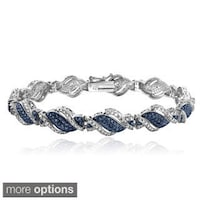 bangle sapphire blue bracelets bangles cut mine antique diamond victorian gia bracelet unheated