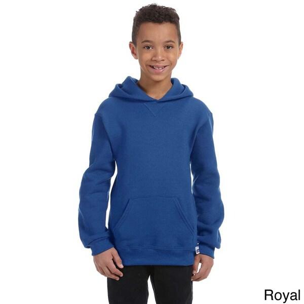 Russel Youth Dri-Power Fleece Pullover Hoodie