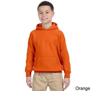 Gildan Youth Heavy Blend 50/50 Blend Hoodie