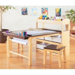 kids desk furniture diy guidedeluxe art center casual kids desks study tables for less overstock